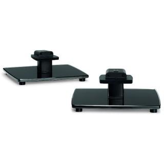 Bose OmniJewel Table Stand Coppia di Stativi in alluminio estruso con basi vetro