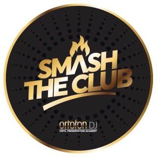Ortofon Slipmat Club Coppia Panni antistatici professionali da 12' per DJ
