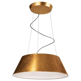 Lirio by Philips Cielo 4055001LI Lampadario a Sospensione Gold 24x 2,5W POWERLED