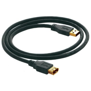 Thender 31-010 0.7m Cavo Dati USB 3.0 A maschio A femmina