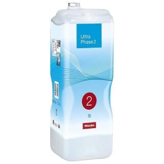 Miele Ultraphase 2 Bianco Detersivo Bifasico Capi Bianchi Colorati 1.4L 50 Lavaggi