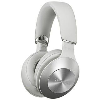 Technics EAH-F50B Silver Cuffie Wireless Bluetooth Voice Assistent Activation Autonomia 35h