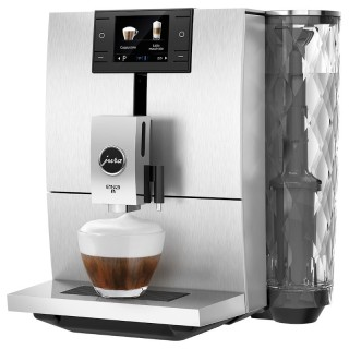 Jura ENA 8 Massive Aluminium Macchina Caffè Automatica 10 Funz Microschiuma Display 2,8'