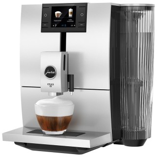 Jura ENA 8 Metropolitan Black Macchina Caffè Automatica 10 Funz Microschiuma Display 2,8'