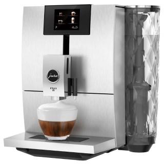 Jura ENA 8 Touch Massive Aluminium Macchina Caffè Automatica 12 Funz Microschiuma TouchScreen