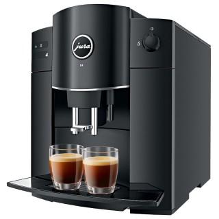 Jura D4 Piano Black Macchina Caffè Automatica 5 Funzioni Display a Simboli