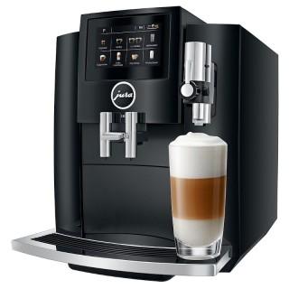 Jura S80 Piano Black Macchina Caffè Automatica 15 Funz Microschiuma Pro Touch 4,3' CoffeeApp