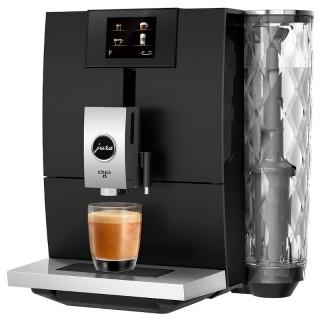 Jura ENA 8 Touch Full Metropolitan Black Macchina Caffè Automatica 12 Funz Microschiuma TouchScreen
