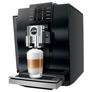 Jura Z6 Diamond Black Macchina Caffè Automatica 22 Funz Microschiuma Pro Aroma Grinder Display