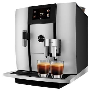Jura GIGA 6 Alluminio Macchina Caffè Automatica 28 Funz Microschiuma Pro 2 Macine Auto TouchScreen
