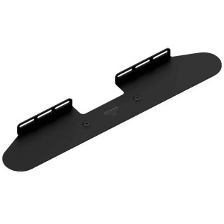 Sonos Wallmount BEAM Black Supporto da parete per Soundbar Beam