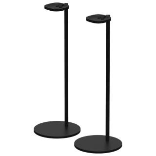 Sonos Stands for One/P1 Black Coppia Stand da Pavimento per Sonos One OneSL Play1