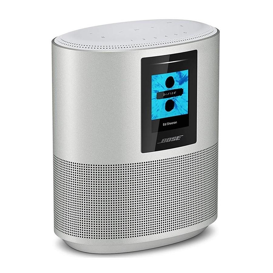 Bose Home Speaker 500 Luxe Silver Cassa Wireless Wi-Fi Bluetooth AirPlay2 Alexa Google