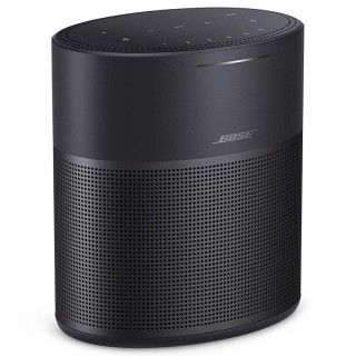 Bose Home Speaker 300 Triple Black Cassa Wireless Wi-Fi Bluetooth AirPlay2 Alexa Google
