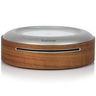TivoliAudio Model CD Walnut Wi-Fi App Tivoli Art Musica in Streaming LineOut