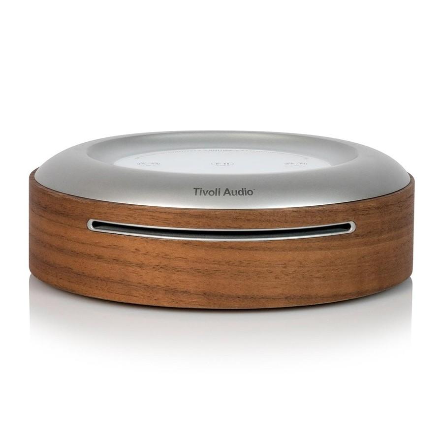 TivoliAudio Model CD Walnut Wi-Fi App Tivoli Art Musica in Streaming LineOut
