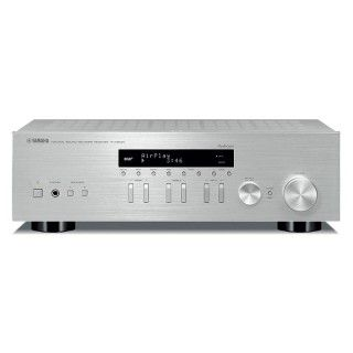 Yamaha R-N303D Silver Sintoamplificatore Network MusicCast Wi-Fi DAB+ 100W x2
