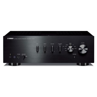 Yamaha A-S301 Black Amplificatore Integrato ToP-ART 60W x2 RMS Digital IN