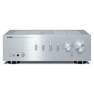Yamaha A-S301 Silver Amplificatore Integrato ToP-ART 60W x2 RMS Digital IN