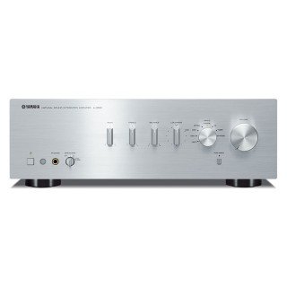 Yamaha A-S501 Silver Amplificatore Integrato ToP-ART 85W x2 RMS Digital IN