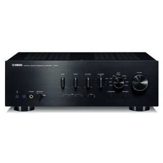 Yamaha A-S801 Black Amplificatore Integrato ToP-ART 100W x2 RMS DAC USB Digital IN