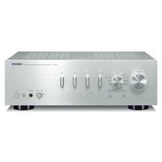 Yamaha A-S801 Silver Amplificatore Integrato ToP-ART 100W x2 RMS DAC USB Digital IN