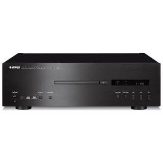 Yamaha CD-S1000 Black-Piano Lettore CD SACD Hi End Uscite Analogico Digitale