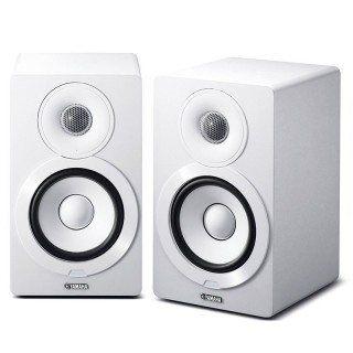 Yamaha NX-N500 White Diffusori Amplificati Wi-Fi MusicCast AirPlay Bluetooth USB DAC Optical