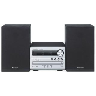 Panasonic SC-PM250BEGS Silver Hi-Fi Micro DAB FM CD USB Bluetooth 20Watt