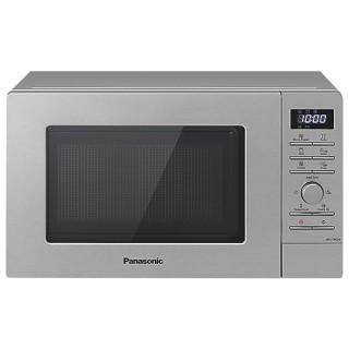 Panasonic NN-J19KSMEPG Inox Microonde Grill 20Litri 800Watt 9 Programmi Automatici