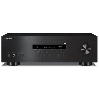 Yamaha R-S202D Black Sintoamplificatore DAB Bluetooth 115W x 2 Speaker A,B,A+B