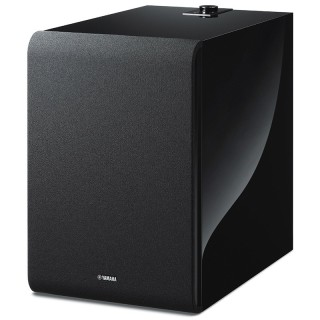 Yamaha MusicCast SUB 100 NS-NSW100 PianoBlack Subwoofer 130W Woofer 20cm Wireless MusicCast