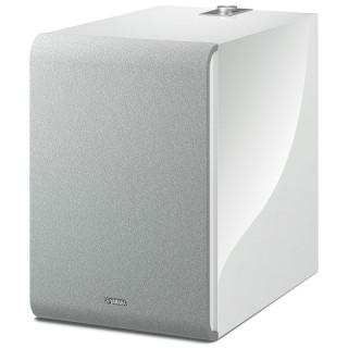 Yamaha MusicCast SUB 100 NS-NSW100 PianoWhite Subwoofer 130W Woofer 20cm Wireless MusicCast