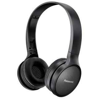 Panasonic RP-HF410BE-K Black Cuffia Padiglione Bluetooth Autonomia 24h Comandi Vocali Telefono