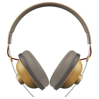 Panasonic RP-HTX80BE-C Beige Cuffie Padiglione Bluetooth NFC Microfono Autonomia 24h