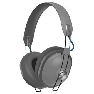 Panasonic RP-HTX80BE-H Grigio Cuffie Padiglione Bluetooth NFC Microfono Autonomia 24h