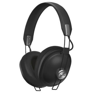 Panasonic RP-HTX80BE-K Nero Cuffie Padiglione Bluetooth NFC Microfono Autonomia 24h