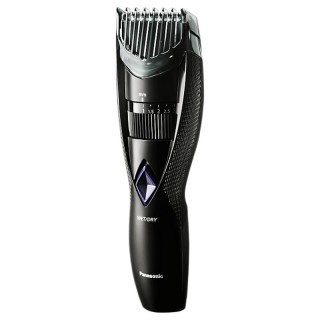 Panasonic ER-GB37-K503 TagliaCapelli-Barba 1-10mm 19Step 0.5 SenzaPettine Ric.8h/A.40min