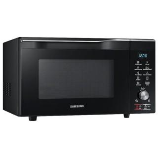 Samsung MC32K7055CK/ET Nero Microonde Hot Blast Ventilato Grill 32L Crusty Slim Fry