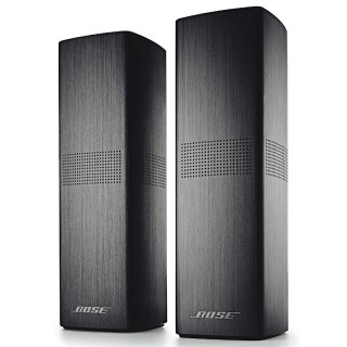 Bose Surround Speakers 700 Black Casse Posteriori Surround Wireless x Soundbar 700