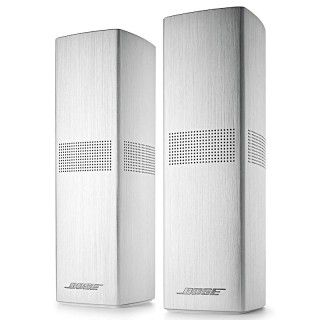 Bose Surround Speakers 700 White Casse Posteriori Surround Wireless x Soundbar 700