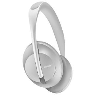 Bose Noise Cancelling Headphones 700 Triple Silver Cuffia Bluetooth Realtà Aumentata Alexa Google