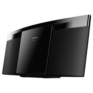 Panasonic SC-HC212EG-K Black Hi-Fi Verticale DAB FM CD USB Bluetooth 20W