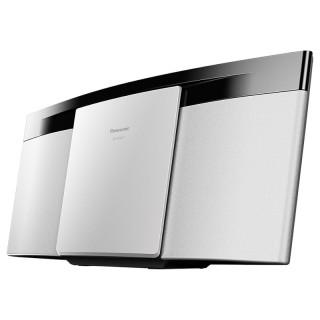 Panasonic SC-HC212EG-W White Hi-Fi Verticale DAB FM CD USB Bluetooth 20W