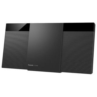 Panasonic SC-HC302EG-K Black Hi-Fi Verticale Radio DAB FM CD USB Bluetooth AuxIN 20W