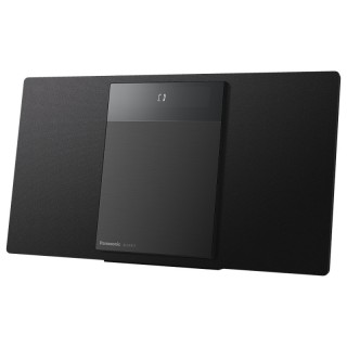 Panasonic SC-HC412EG-K Black Hi-Fi Verticale DAB FM CD USB Bluetooth AuxIN 40W SpaceTune