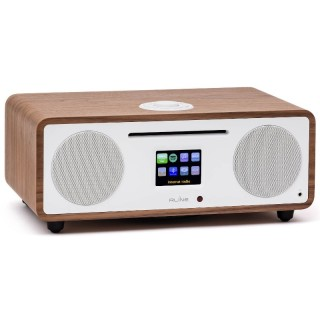 RLine Play S3 Noce Hi-Fi All in One DAB FM CD Bluetooth Wi-Fi DLNA USB Line IN-OUT 30W