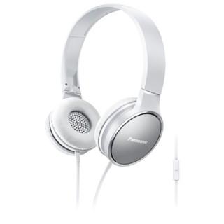 Panasonic RP-HF300ME-W White Cuffia Padiglione Phieghevole Microfono Controllo Smartphone