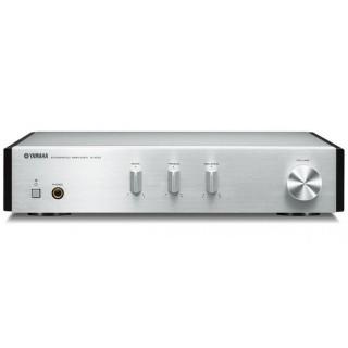 Yamaha A-670 Silver Amplificatore Integrato Compatto 65W x2 RMS Line IN