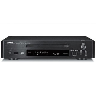 Yamaha CD-NT670D Black Lettore CD MP3 USB Radio DAB+ WiFi MusicCast Bluetooth AirPlay